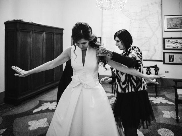 Il matrimonio di Simone e Maria Vittoria a San Bonifacio, Verona 42