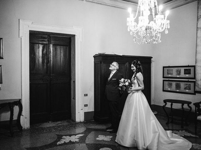 Il matrimonio di Simone e Maria Vittoria a San Bonifacio, Verona 53