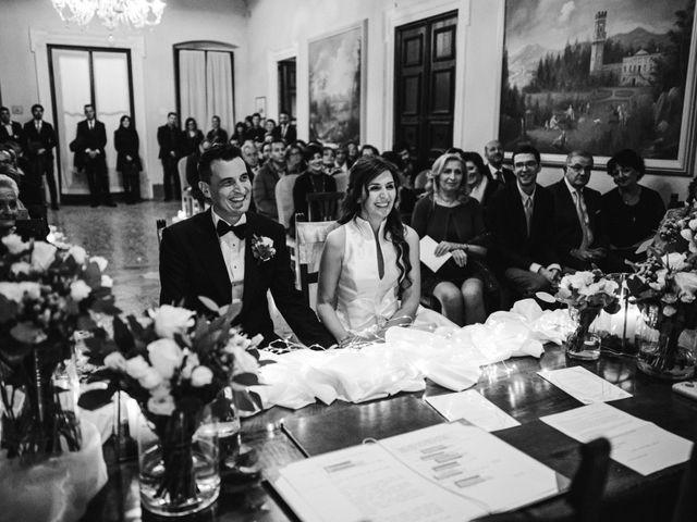 Il matrimonio di Simone e Maria Vittoria a San Bonifacio, Verona 60