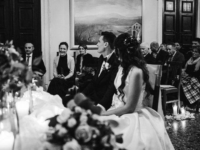 Il matrimonio di Simone e Maria Vittoria a San Bonifacio, Verona 62