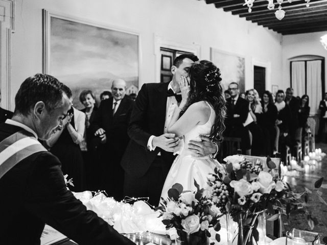 Il matrimonio di Simone e Maria Vittoria a San Bonifacio, Verona 65