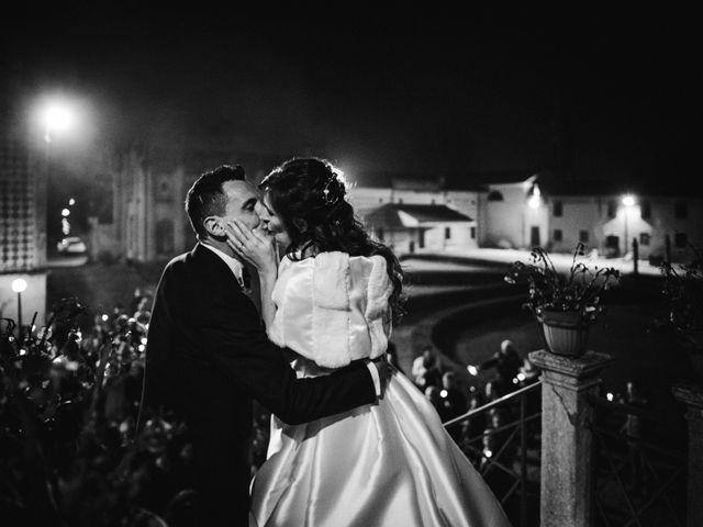 Il matrimonio di Simone e Maria Vittoria a San Bonifacio, Verona 71