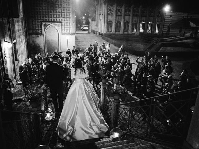 Il matrimonio di Simone e Maria Vittoria a San Bonifacio, Verona 72