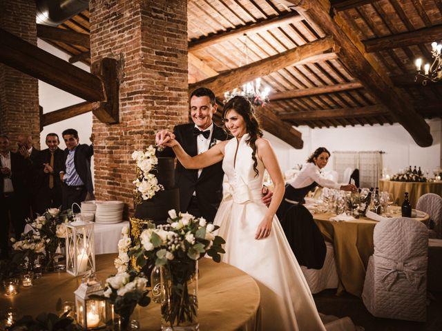 Il matrimonio di Simone e Maria Vittoria a San Bonifacio, Verona 112