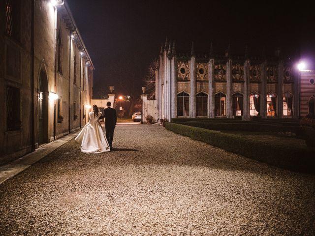 Il matrimonio di Simone e Maria Vittoria a San Bonifacio, Verona 114