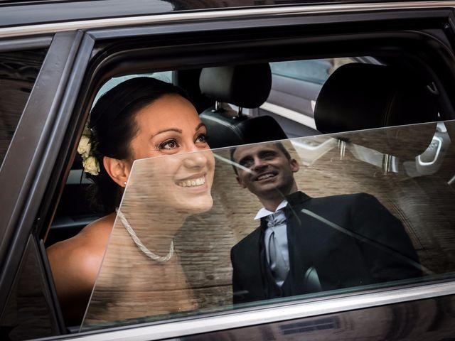 Le nozze di Camilla e Francesco