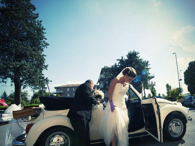 Il matrimonio di Alessandro e Angela a Reggio nell'Emilia, Reggio Emilia 24