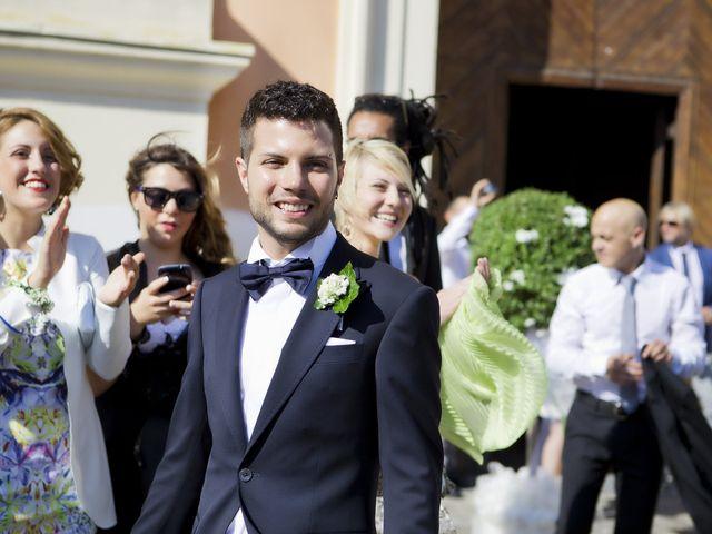 Il matrimonio di Alessandro e Angela a Reggio nell'Emilia, Reggio Emilia 22