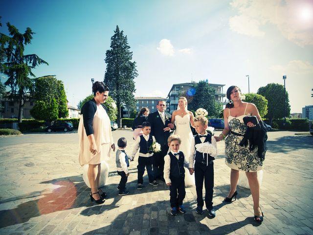 Il matrimonio di Alessandro e Angela a Reggio nell'Emilia, Reggio Emilia 26