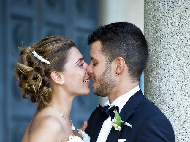 Il matrimonio di Alessandro e Angela a Reggio nell'Emilia, Reggio Emilia 67