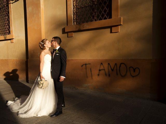 Il matrimonio di Alessandro e Angela a Reggio nell'Emilia, Reggio Emilia 1