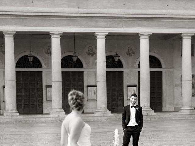 Il matrimonio di Alessandro e Angela a Reggio nell'Emilia, Reggio Emilia 76