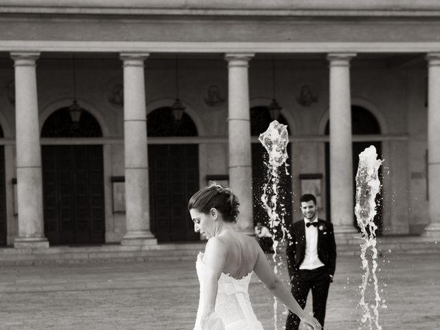 Il matrimonio di Alessandro e Angela a Reggio nell'Emilia, Reggio Emilia 79
