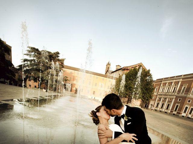 Il matrimonio di Alessandro e Angela a Reggio nell'Emilia, Reggio Emilia 81