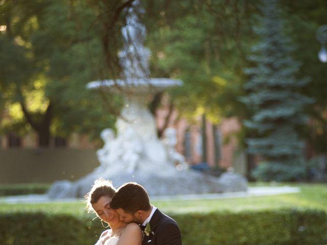 Il matrimonio di Alessandro e Angela a Reggio nell'Emilia, Reggio Emilia 93