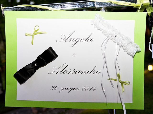 Il matrimonio di Alessandro e Angela a Reggio nell'Emilia, Reggio Emilia 94