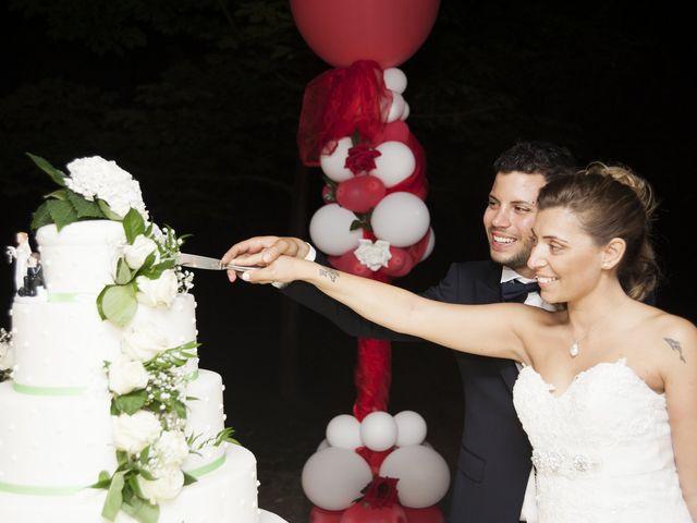 Il matrimonio di Alessandro e Angela a Reggio nell'Emilia, Reggio Emilia 105