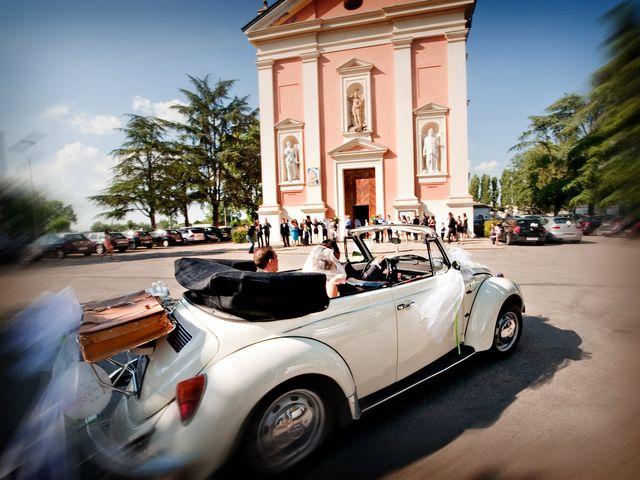 Il matrimonio di Alessandro e Angela a Reggio nell'Emilia, Reggio Emilia 23