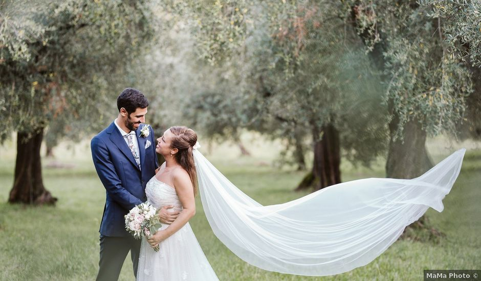 Il matrimonio di Albert e Moira a Fano, Pesaro - Urbino
