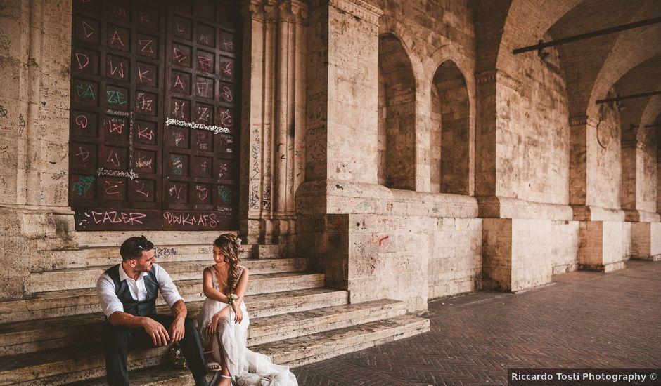 Il matrimonio di Antonio e Sara a Ascoli Piceno, Ascoli Piceno