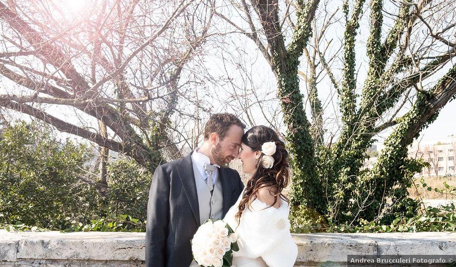 Il matrimonio di Marco e Silvia a Roma, Roma