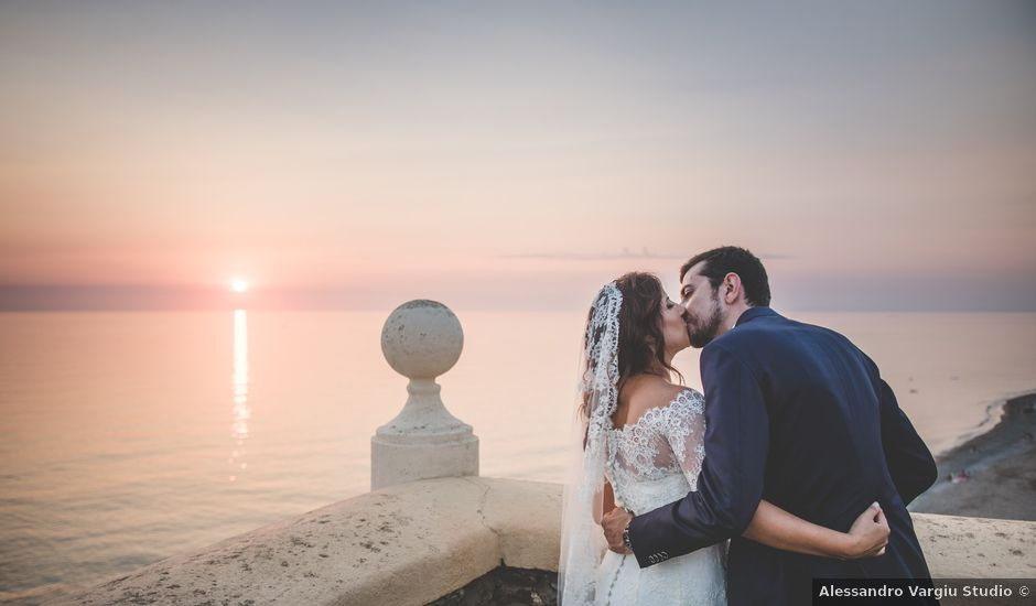 Il matrimonio di Raffaele e Virginia a Cosenza, Cosenza
