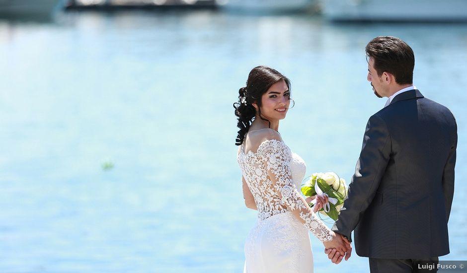 Il matrimonio di Imma e Salvatore a Trentola-Ducenta, Caserta