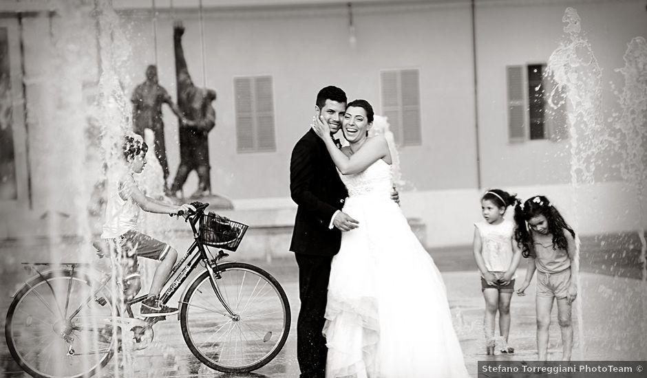 Il matrimonio di Alessandro e Angela a Reggio nell'Emilia, Reggio Emilia