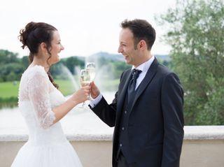 Le nozze di Hanna e Andrea