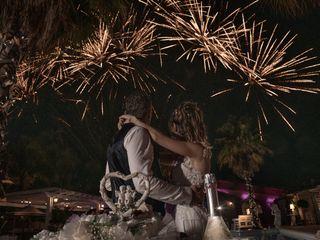Le nozze di Gloria e Alex