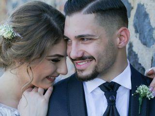 Le nozze di Rosaria e Giacomo