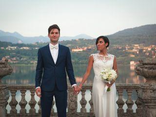 Le nozze di Christelle e Federico