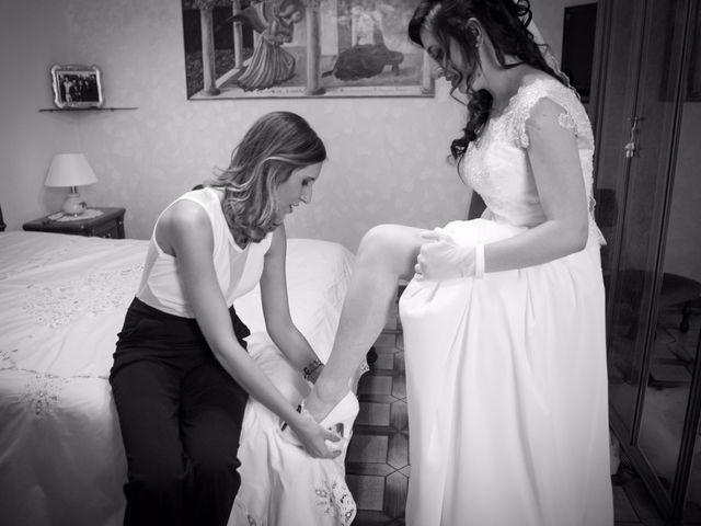 Il matrimonio di Vincenzo e Paola a Galatina, Lecce 23