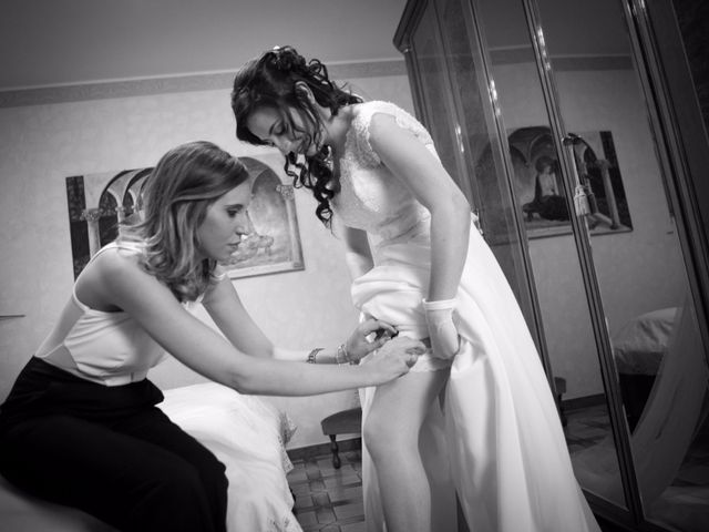 Il matrimonio di Vincenzo e Paola a Galatina, Lecce 24