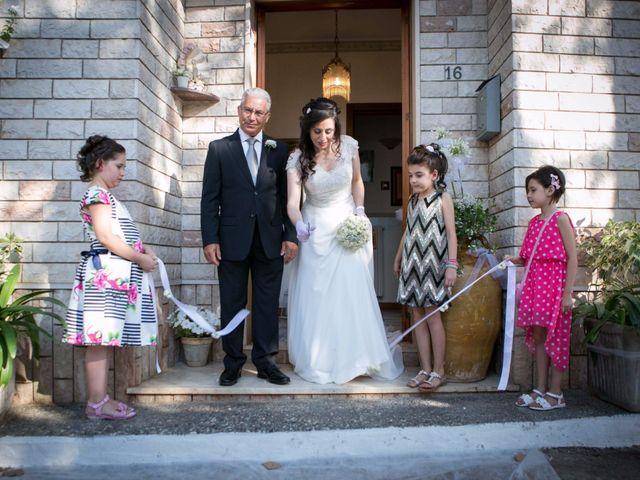 Il matrimonio di Vincenzo e Paola a Galatina, Lecce 30