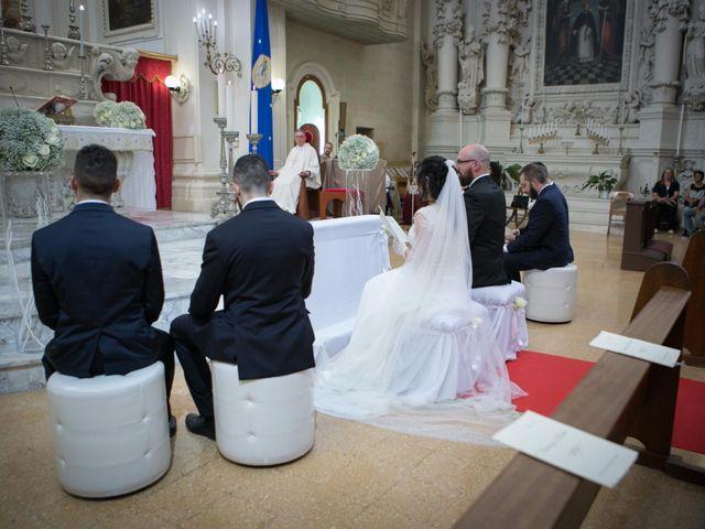 Il matrimonio di Vincenzo e Paola a Galatina, Lecce 38