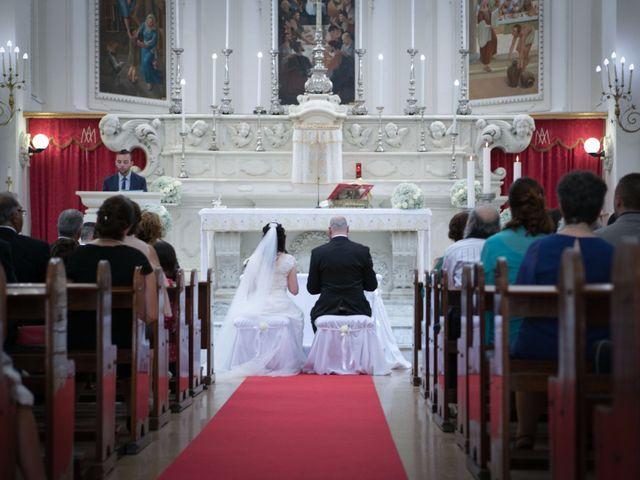 Il matrimonio di Vincenzo e Paola a Galatina, Lecce 39
