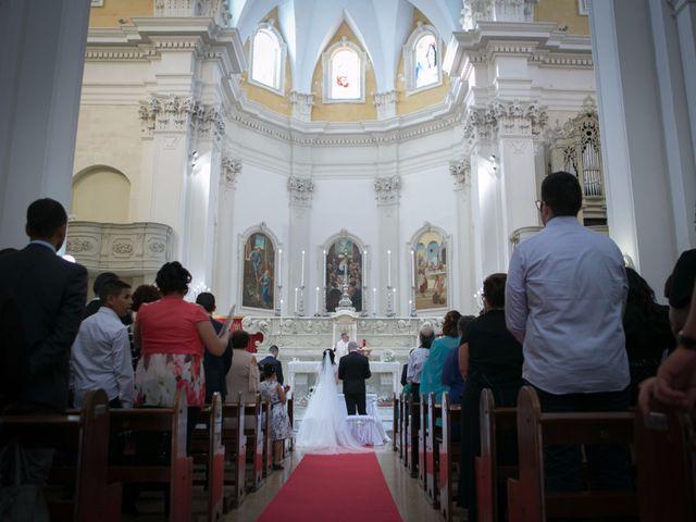 Il matrimonio di Vincenzo e Paola a Galatina, Lecce 48