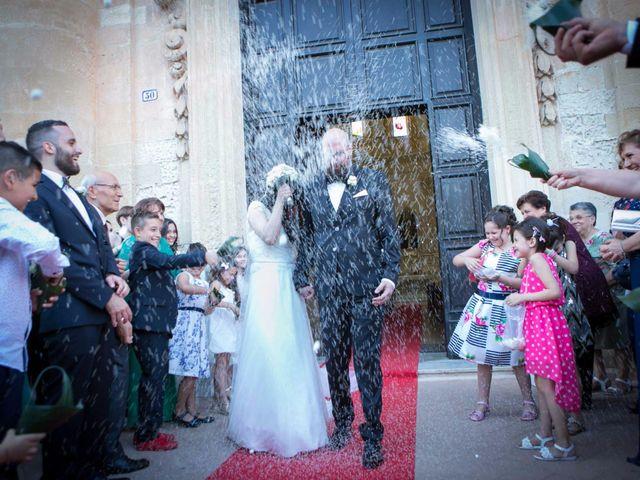 Il matrimonio di Vincenzo e Paola a Galatina, Lecce 54