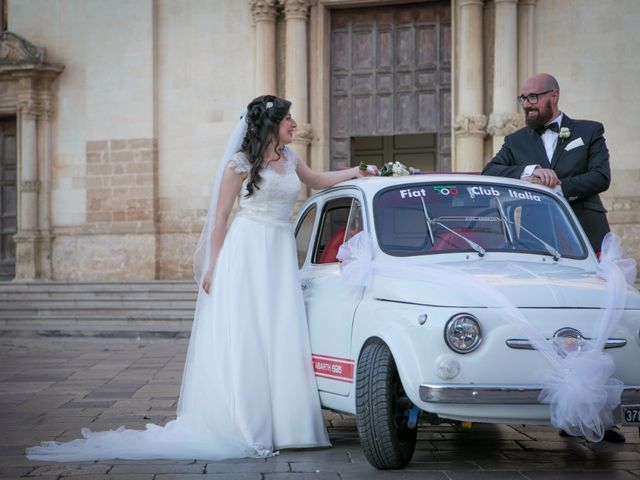 Il matrimonio di Vincenzo e Paola a Galatina, Lecce 57