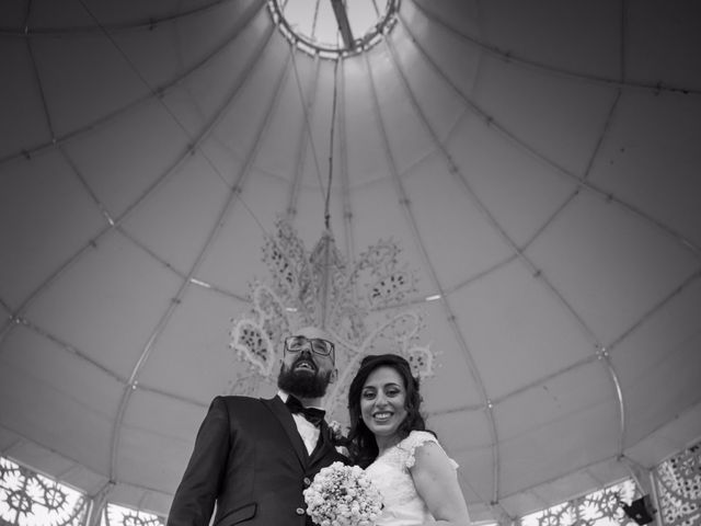 Il matrimonio di Vincenzo e Paola a Galatina, Lecce 59