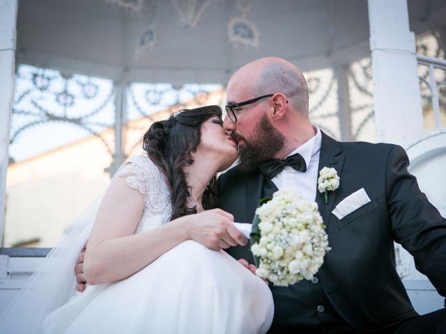 Le nozze di Paola e Vincenzo