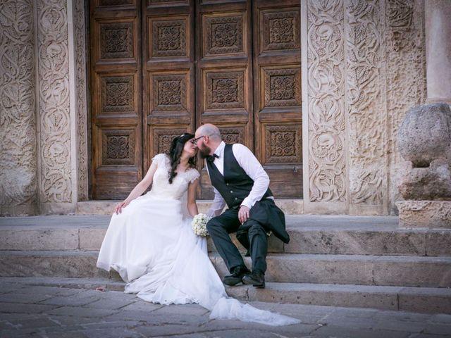 Il matrimonio di Vincenzo e Paola a Galatina, Lecce 67