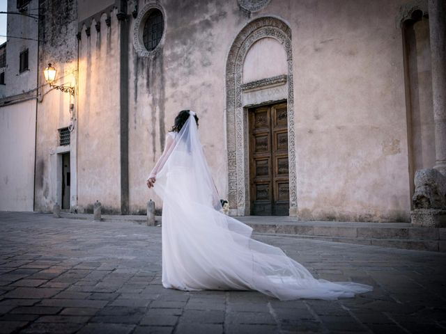 Il matrimonio di Vincenzo e Paola a Galatina, Lecce 68