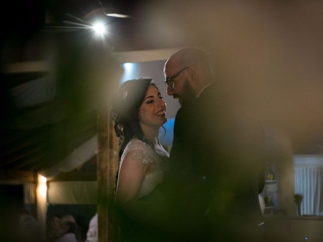 Il matrimonio di Vincenzo e Paola a Galatina, Lecce 77