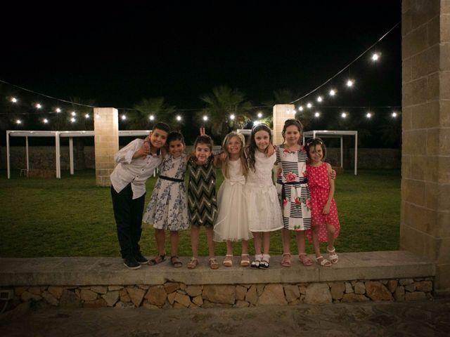 Il matrimonio di Vincenzo e Paola a Galatina, Lecce 82