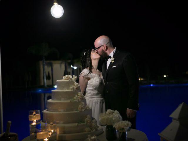 Il matrimonio di Vincenzo e Paola a Galatina, Lecce 88