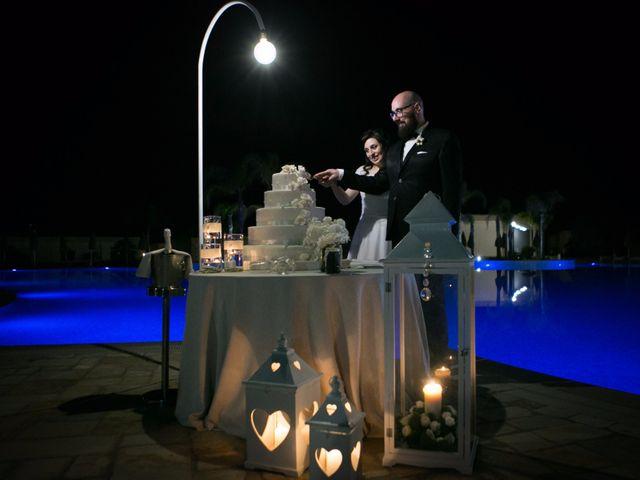 Il matrimonio di Vincenzo e Paola a Galatina, Lecce 89