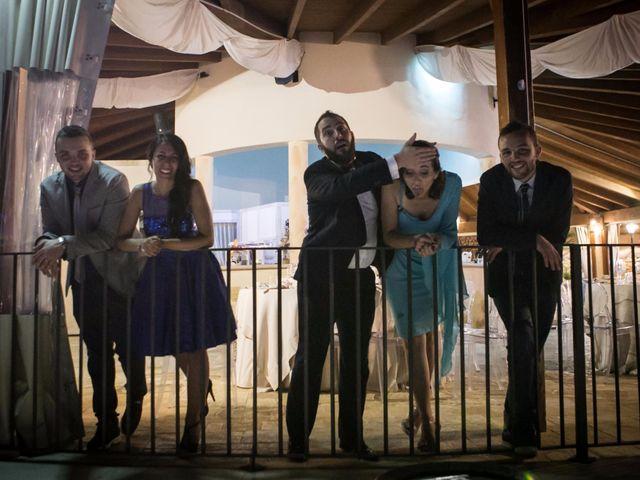 Il matrimonio di Vincenzo e Paola a Galatina, Lecce 92