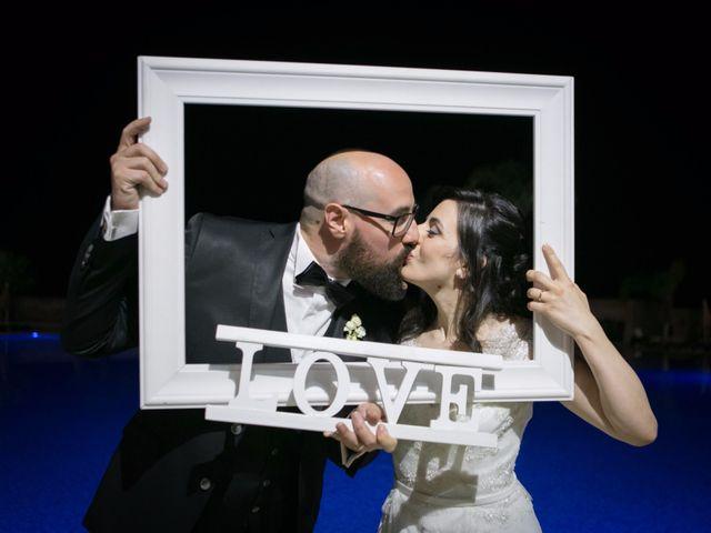 Il matrimonio di Vincenzo e Paola a Galatina, Lecce 93